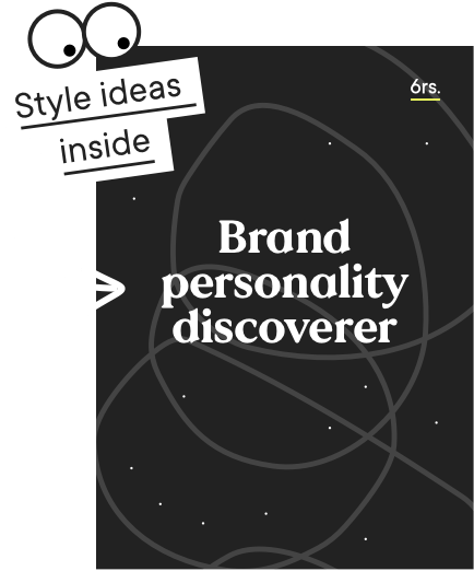 Brand personality discoverer resource cover image