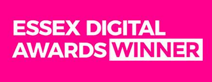 Exsex Digital Awards Winner logo