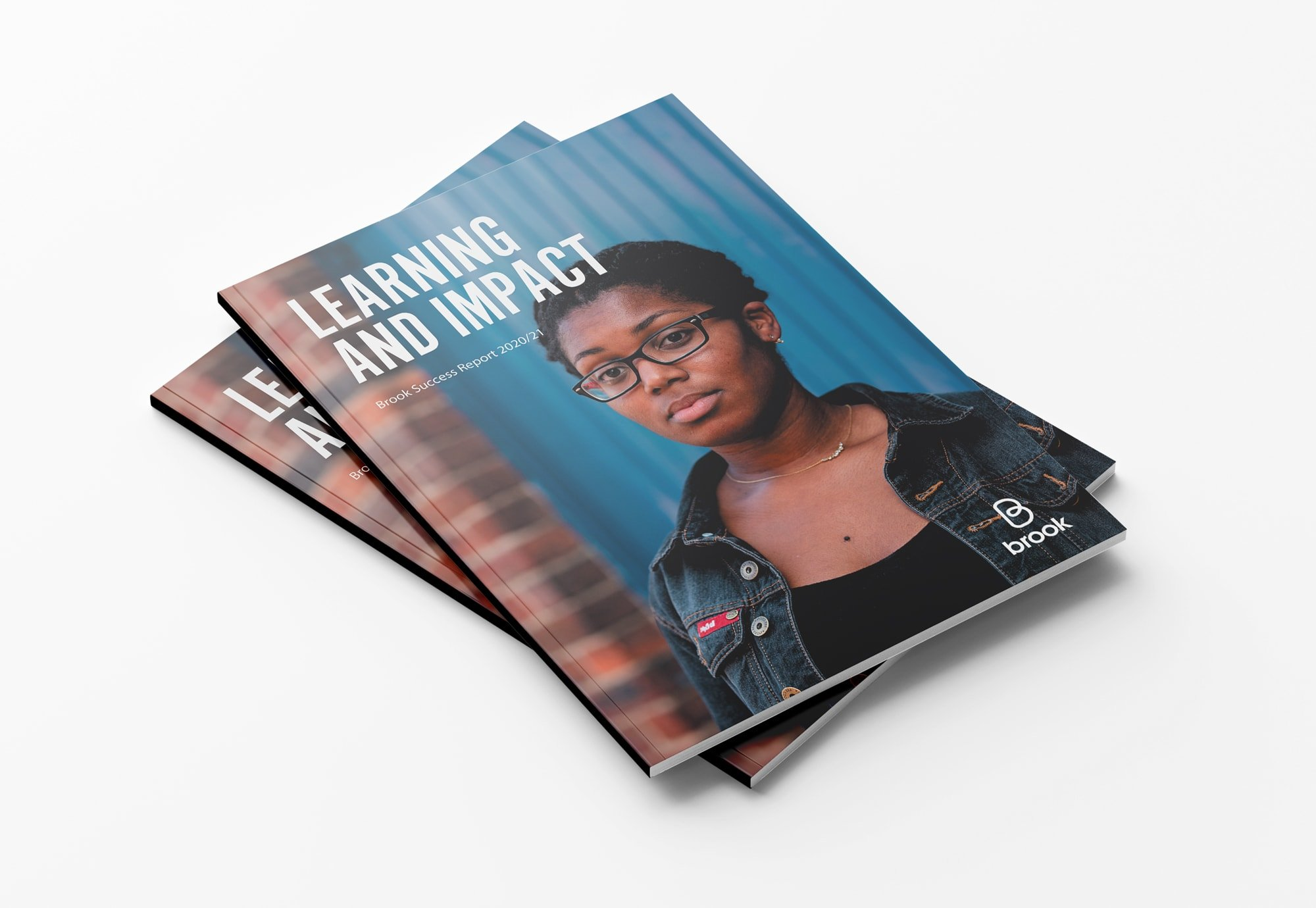 Brook success report cover